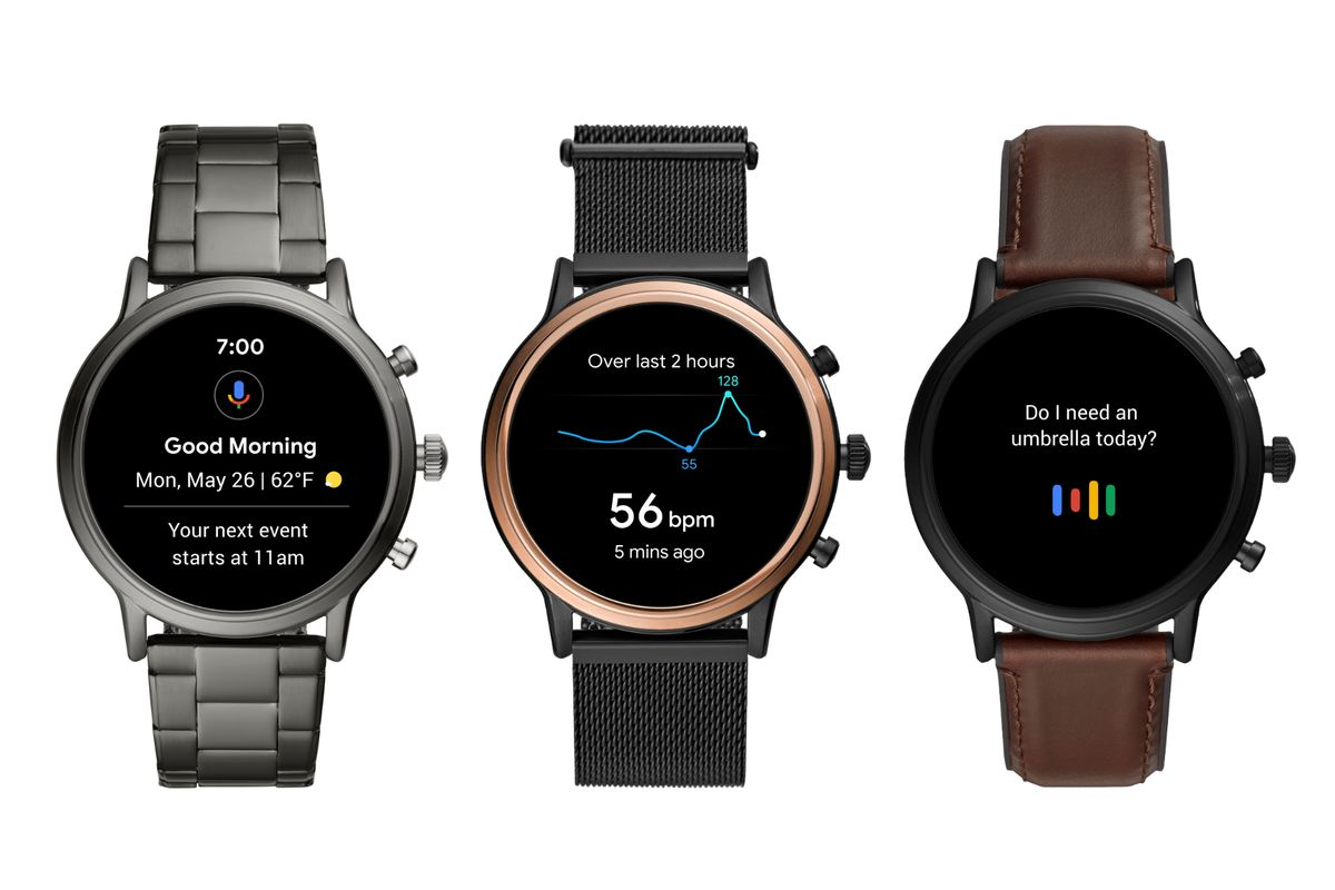 Fossil SmartWatch    Challenge to Apple