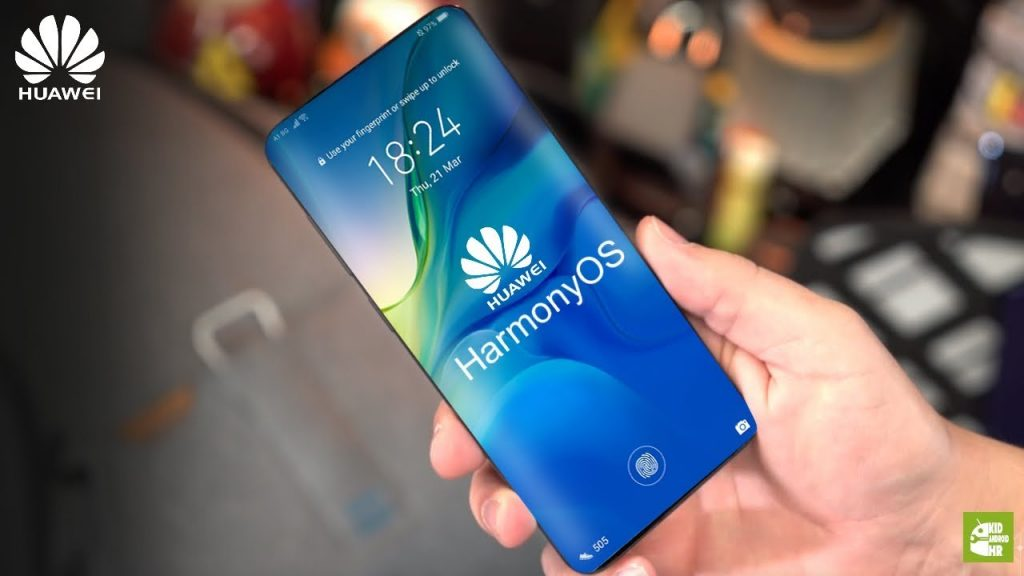Huawei Phones will be switch to its Homegrown HarmonyOS