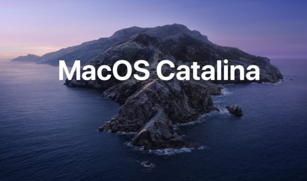 macOS Catalina you can install it on your Mac right now