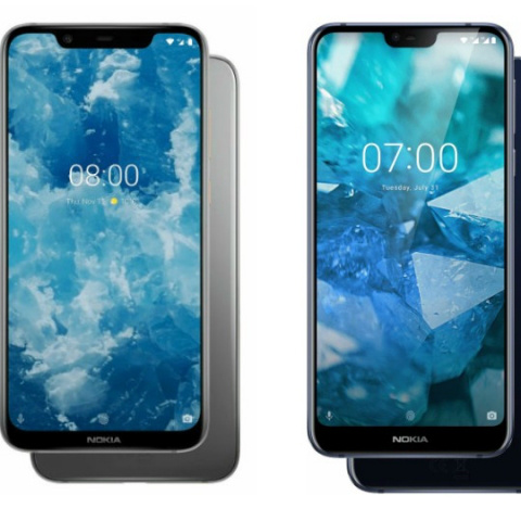 Nokia 8.1 started receiving its Android 10 update
