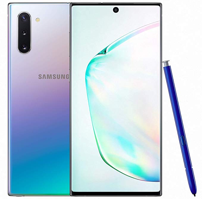 Samsung Galaxy Note 10+ The Best SmartPhones of 2019