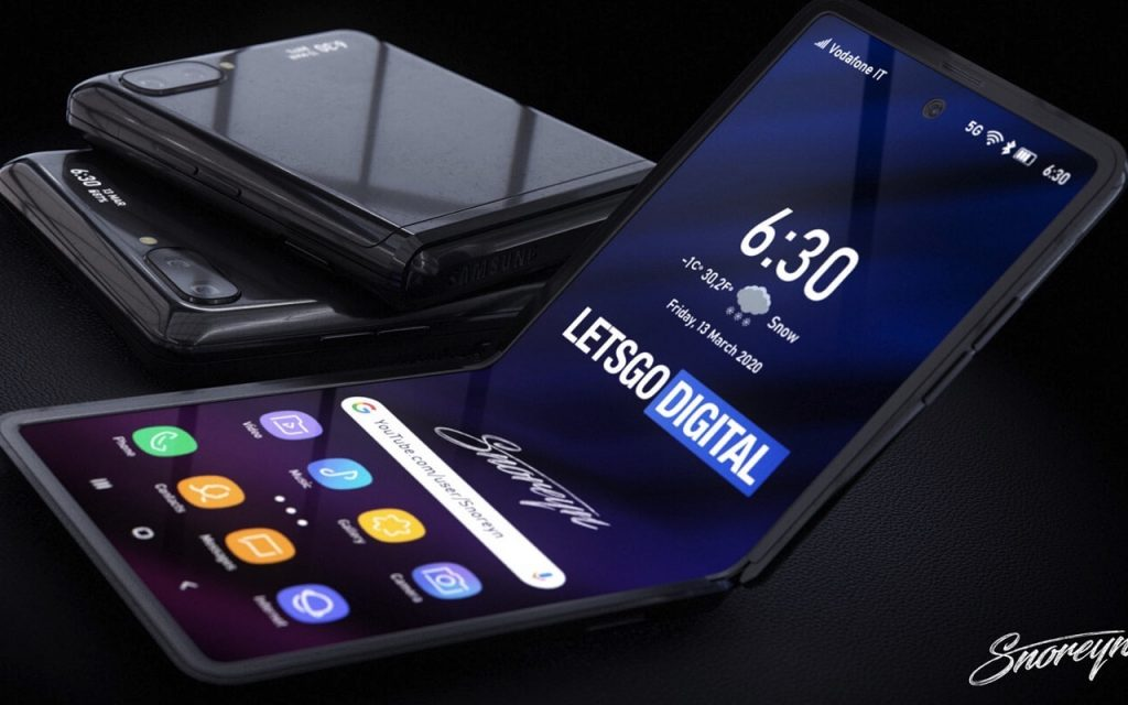 Samsung Galaxy Z Flip|Most Attractive upcoming Android phones